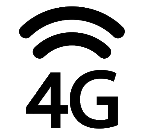 Icon of 4G signal