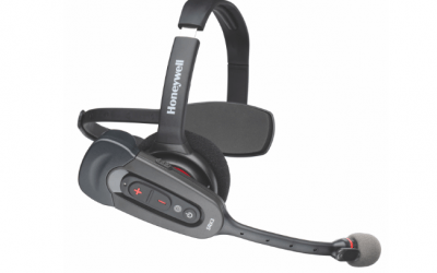 Nieuw: Honeywell's SRX3 – Bluetooth headset