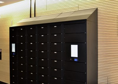 Photograph of the CapLocker at Gemeente Utrecht