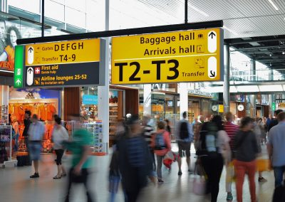 Amsterdam Airport Retailers satisfied as a result of KeyConductor