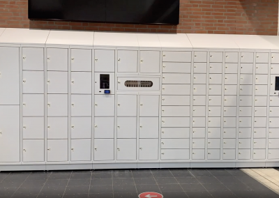 Picture of vaults by CaptureTech at Avans