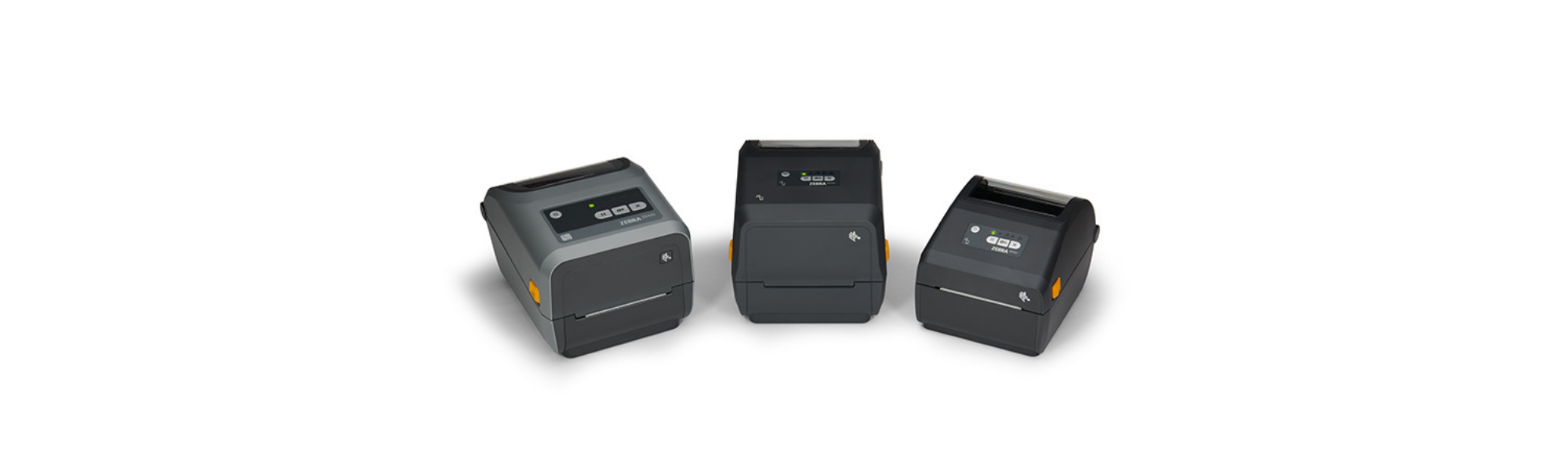 Group photo of ZD421 Printer Series